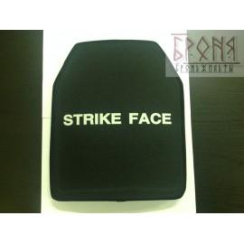 Керамическая пластина (SiC + PE) для бронежилета