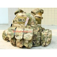 Plate Carrier Multicam