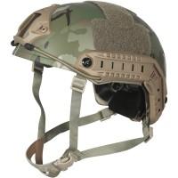 Баллистический шлем IIIA класс защиты FAST (Multicam)