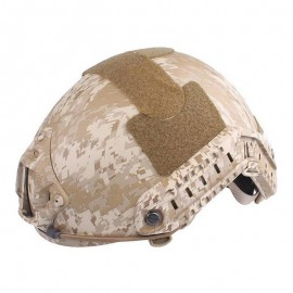 Баллистический шлем IIIA класс защиты FAST  (ACU Desert Color)