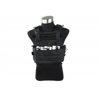 AEO Assault Plate Carrier Black