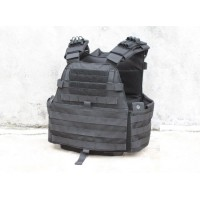 EG Assault Plate Carrier (Black)