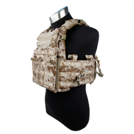 AEO Assault Plate Carrier ACU Desert