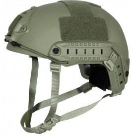 Баллистический шлем IIIA класс защиты FAST (Olive)